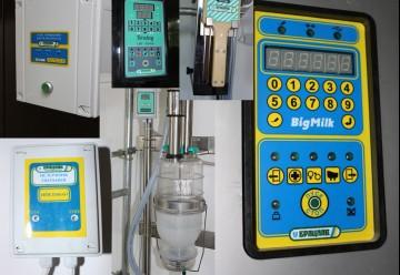 Электроника для молочной фермы