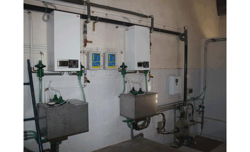 Автомат промивки (ППА У 00.000)