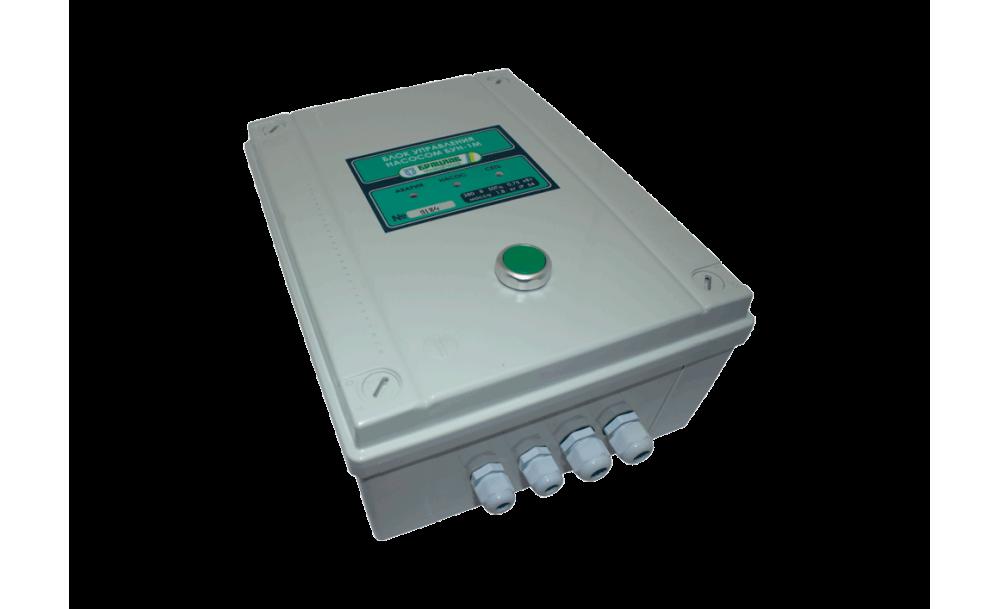 Блок керування насосом ((в)ЖРИ 458.361.001-01)