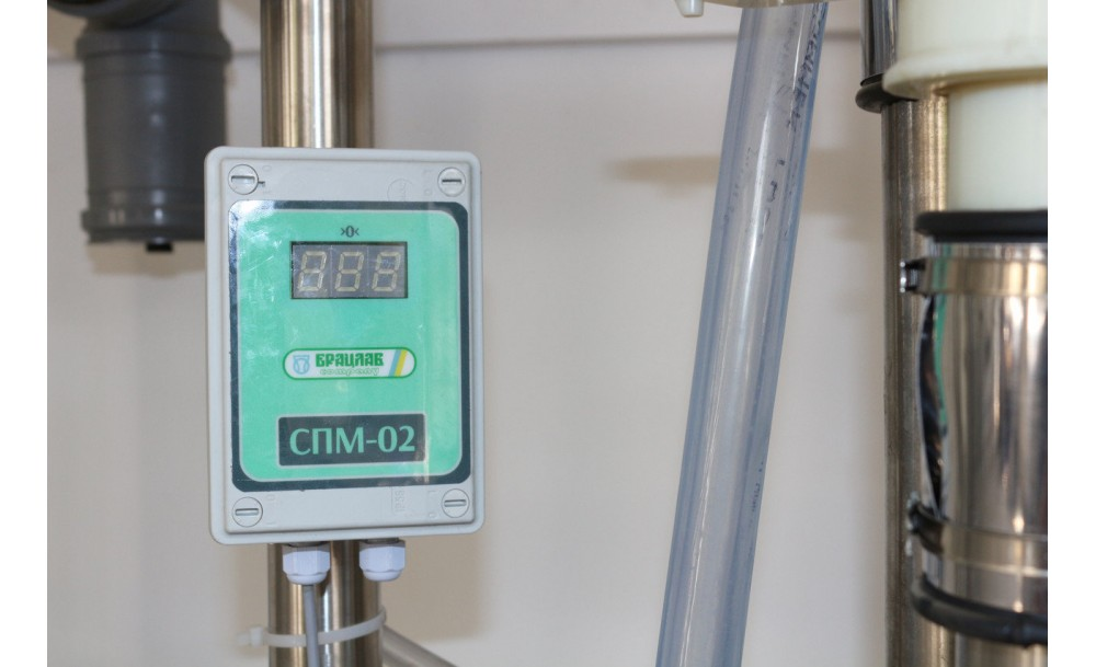Лічильник порцій молока СПМ-02 для дозатора Брацлав